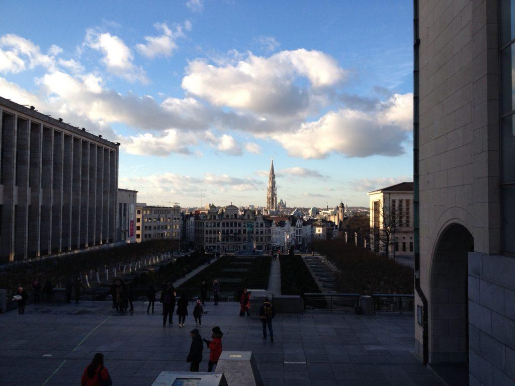 Brussels Belgium Jan 2016